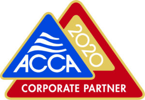 acca 2020 corporate partner badge