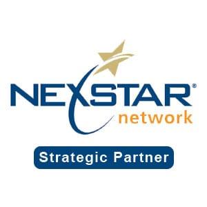 nexstar network strategic partner badge