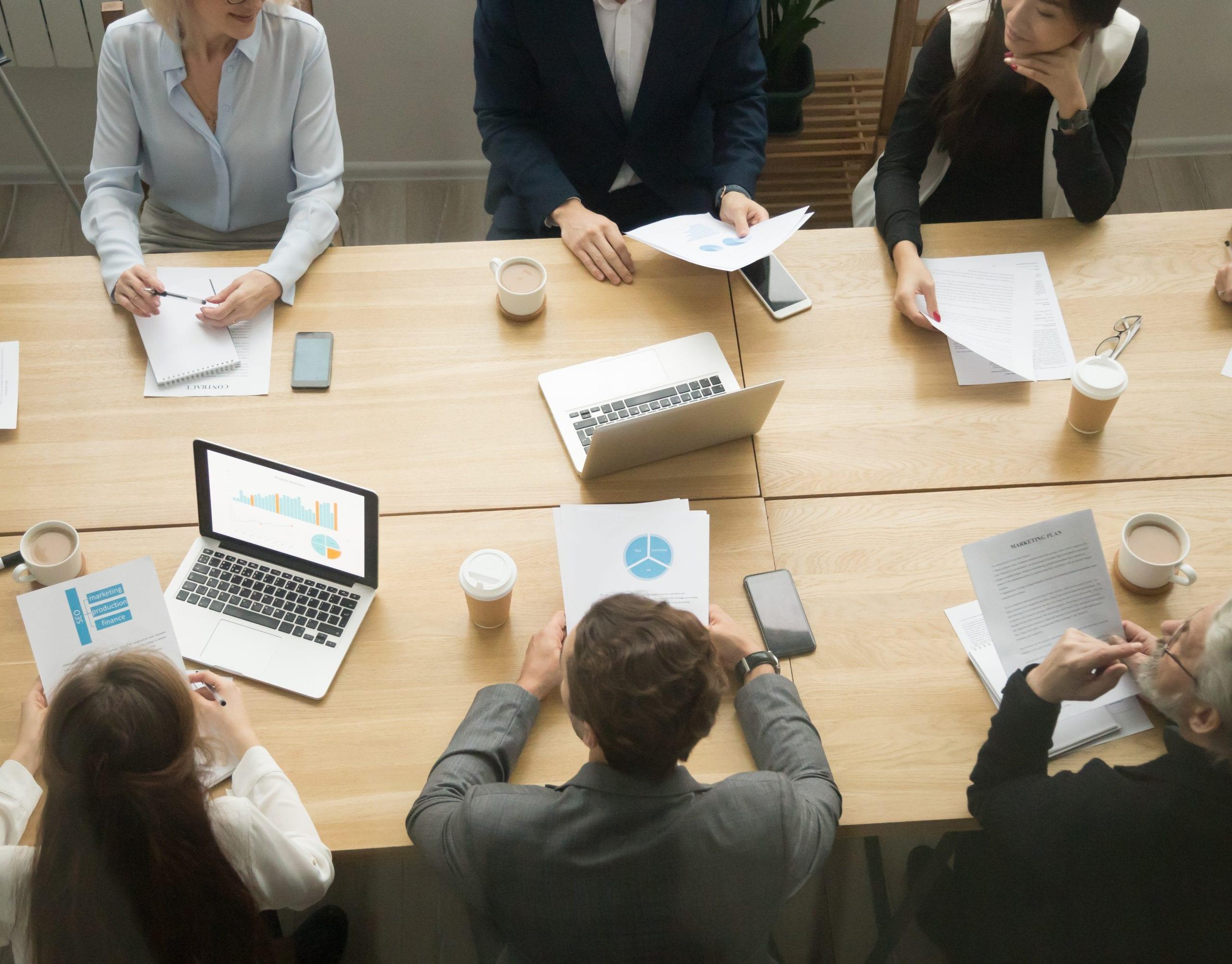 enterprise company meeting