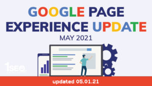 new date for google page experience update